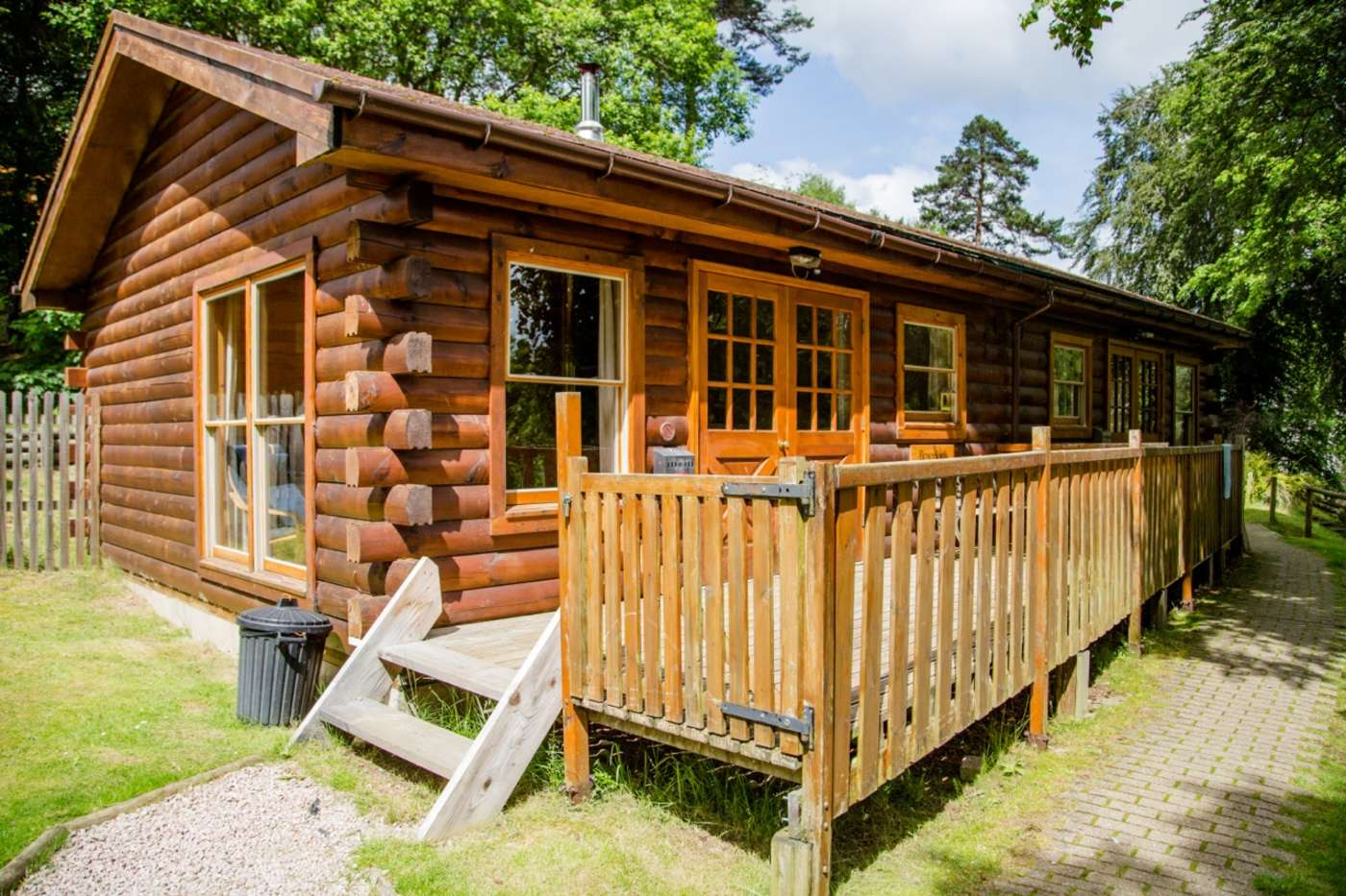 Holiday lodge in Aviemore